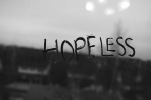 Hopelessness Is The Real Problem