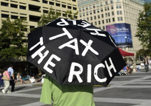 "Who is this guy named ""Rich""? It's everyone who earns a paycheck!"